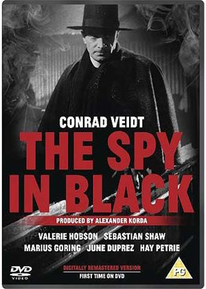 Spy In Black