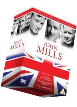 Great British Actors - John Mills