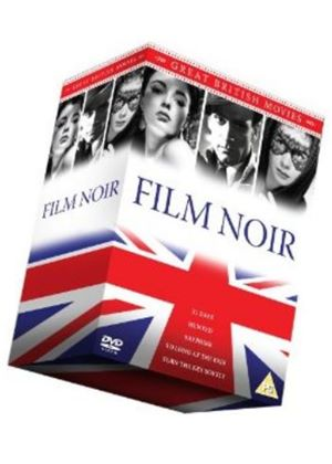 Great British Movies - Film Noir Volume 1