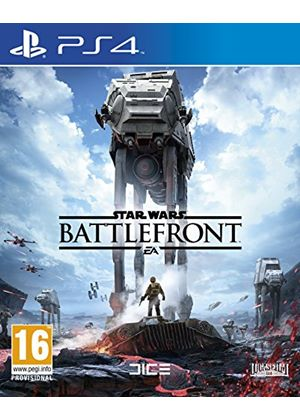 Star Wars: Battlefront - including Battle of Jakku DLC (PS4)