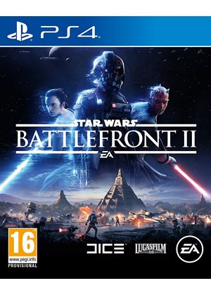 Star Wars Battlefront 2 (PS4)