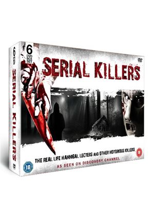 Serial Killers (6 DVD Box Set)