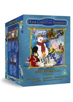 Hans Christian Andersen: 10 DVD Box Set