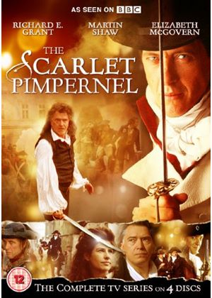 Scarlet Pimpernel - Series 1 And 2 - Complete