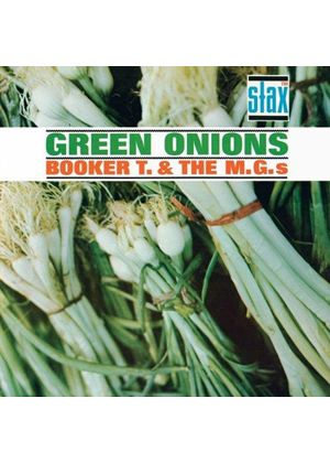 Booker T. & the MG's - Green Onions (Music CD)