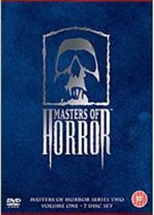 Masters Of Horror - Series 2 Vol.1