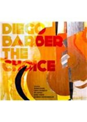 Diego Barber - The Choice (Music CD)