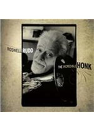 Roswell Rudd - Incredible Honk (Music CD)