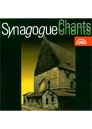 Songs from the Synagogue and the Ghetto