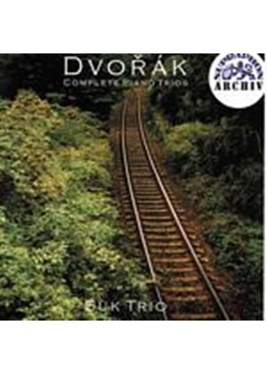 Antonin Dvorak - Complete Piano Trios (Suk Trio) (Music CD)
