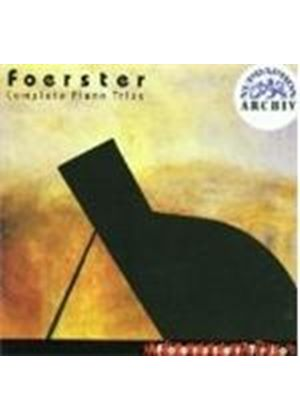 Foerster: Piano Trios