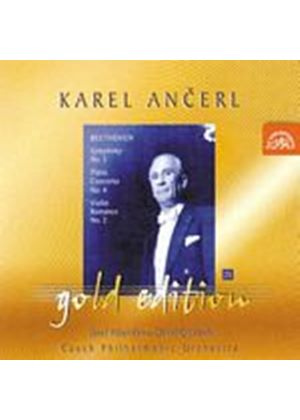 Karel Ancerl - Beethoven Symphony No. 5 In C Minor [Gold Edition 25] (Music CD)