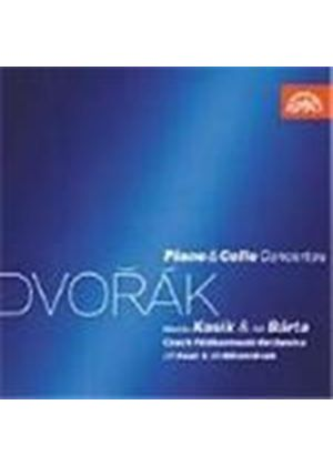 Dvorák: Piano and Cello Concertos