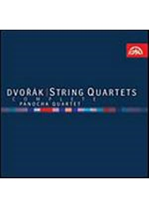 Antonin Dvorak - Complete String Quartets (Panocha Quartet) (Music CD)