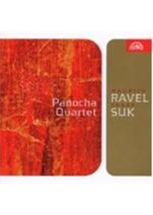 Ravel; Suk: String Quartets
