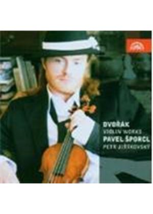 Dvorák: Works for Violin and Piano