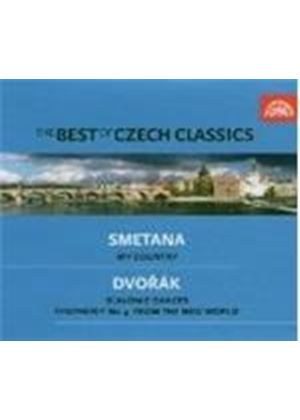 Best of Czech Classics Dvorak and Smetana