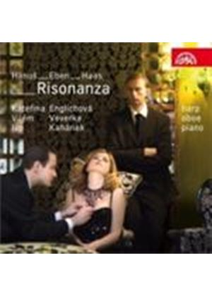 Eben; Haas; Hanus: Risonanza (Music CD)