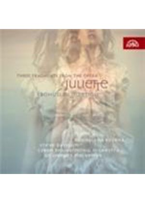 Martinu: Juliette (Three Fragments) (Music CD)