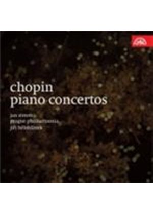 Chopin: Piano Concertos Nos 1 and 2 (Music CD)