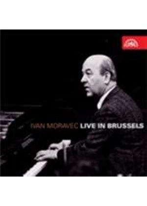 Ivan Moravec - Live in Brussels (Music CD)