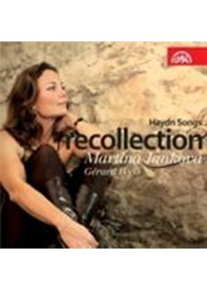 Martina Janakova - Recollections (Music CD)