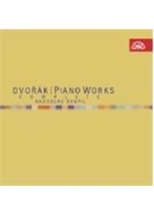 Dvorak: Complete Piano Works (Music CD)