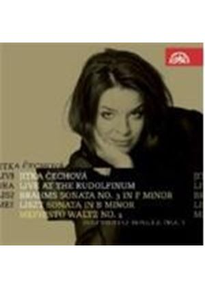 Jitka Cechová - Live at the Rudolfinum (Music CD)