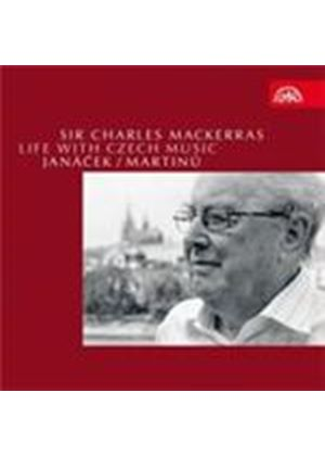 Sir Charles Mackerras - Life with Czech Music: Janácek; Martinu (Music CD)