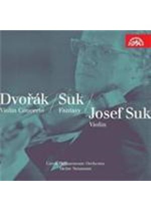 Dvorák: Violin Concerto (Music CD)