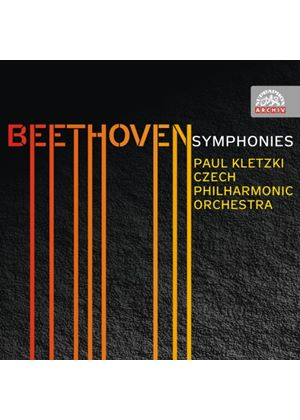Beethoven: Symphonies Nos 1 - 9 (Music CD)