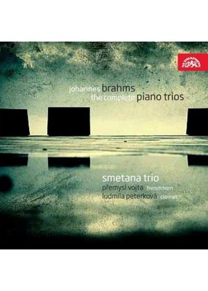Brahms: The Complete Piano Trios (Music CD)