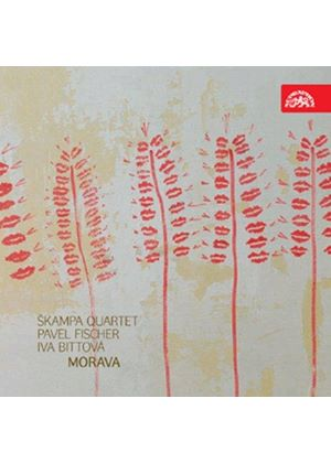Morava: String Quartets by Pavel Fischer (Music CD)