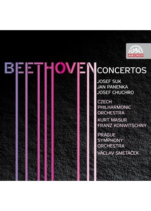 Beethoven: Concertos (Music CD)