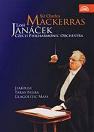Charles Mackerras Conducts Janacek In Concert
