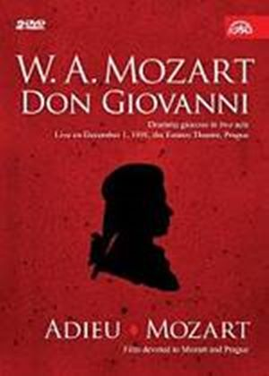Don Giovanni / Adieu Mozart (Two Discs)