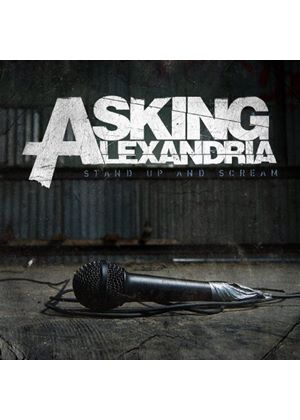 Asking Alexandria - Stand Up And Scream (Music CD)