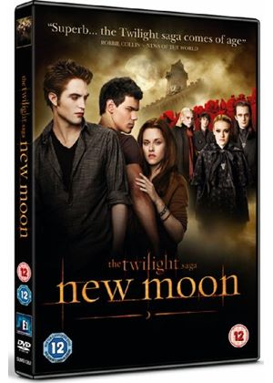 The Twilight Saga - New Moon (1 Disc Edition)