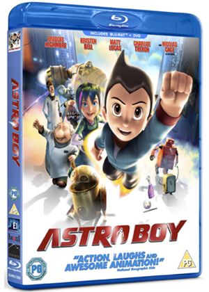 Astro Boy (Blu-Ray and DVD)