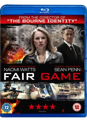 Fair Game (Blu-Ray)