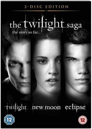 Twilight Triple Pack - Twilight / New Moon / Eclipse