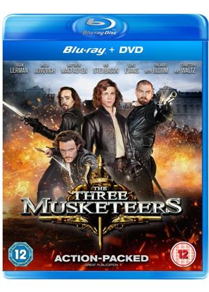 The Three Musketeers (Blu-ray & DVD)
