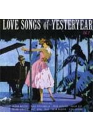 Various Artists - Love Songs Of Yesteryear Vol.1