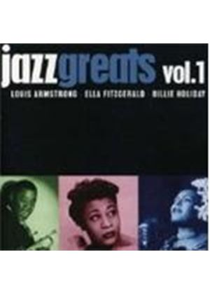 Various Artists - Jazz Greats Vol.1