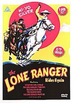 Lone Ranger Rides Again, The (Box Set) (Five Discs)