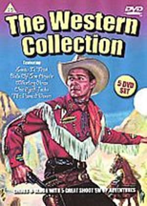 Western Collection, The (Box Set) (Five Discs)