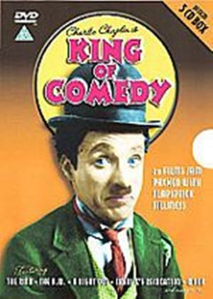 King Of Comedy (Box Set) (Five Discs)