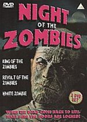 Night Of The Zombies (Three Discs)(Box Set)(DVD)
