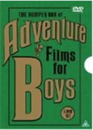 Bumper Box Of Adventure Films For Boys (Three Discs)(Box Set)