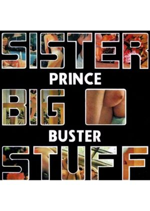 Prince Buster - Sisters Big Stuff (Music CD)